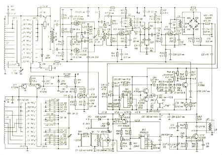 электрическая схема.